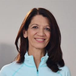 Carolyne Anthony, founder of the Center for Women's Fitness