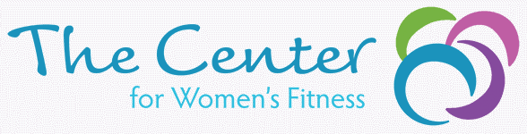 the center for women's fitness logo